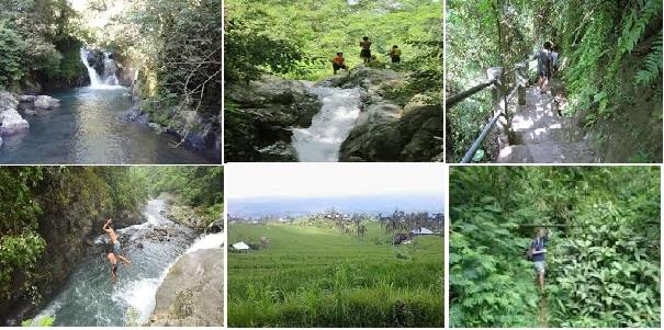 SAMBANGAN WATERFALL TREKKING