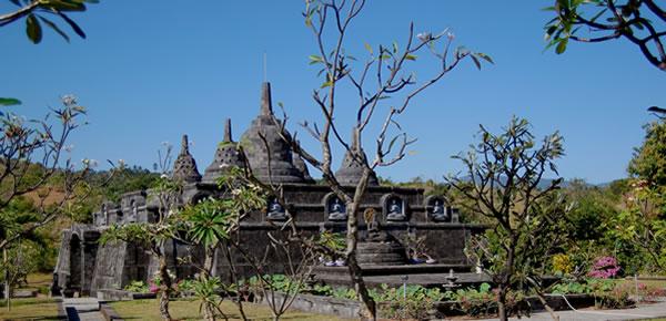 GROUP TOURS PACKGE/Banjar Buddhist Temple