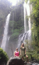 Amazing sekumpul waterfalls bali