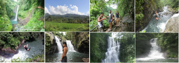 Bali Waterfall Treks and Water Attraction