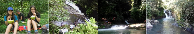 SAMBANGAN WATERFALL BALI TREKKING TOURS