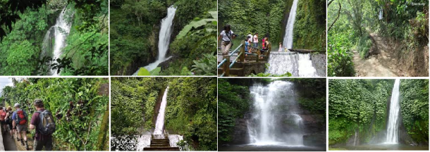 MOUNTAIN TREKKING BALI TO MUNDUK WATERFALL