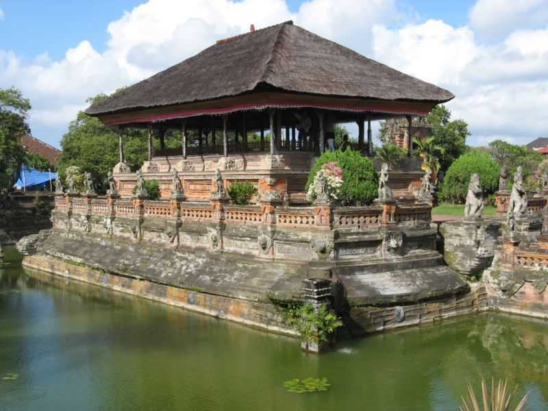 HOT SPOTS IN BALI