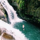 sambangan-waterfall-trekkking-guide-and-jumping-at-kembar-waterfalls