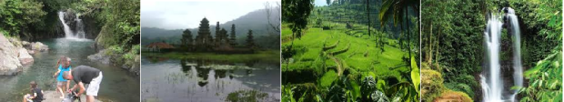 RECOMMENDED TREKKING TOURS BALI
