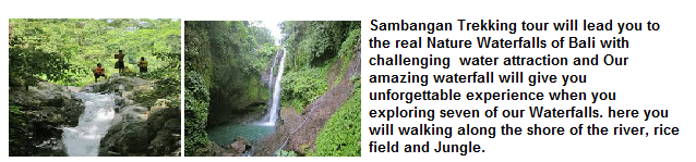 Hiking to Sambangan Village