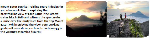 Bali Volcano Hiking Tour