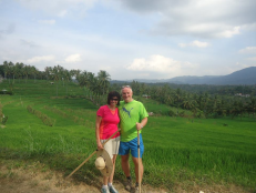Mayong Village walking tour