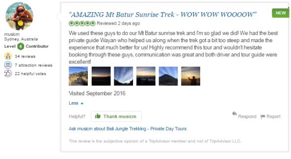 mount-batur-sunrise-trek-review-on-tripadvisor