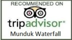 Munduk Waterfall on Trip Advisor