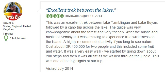 Twin Lakes Trekking Tour