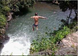 Aling-aling waterfall bali