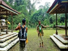 bali hiking