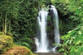 Munduk waterfall trekking