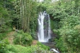 trekking in jungle munduk bali