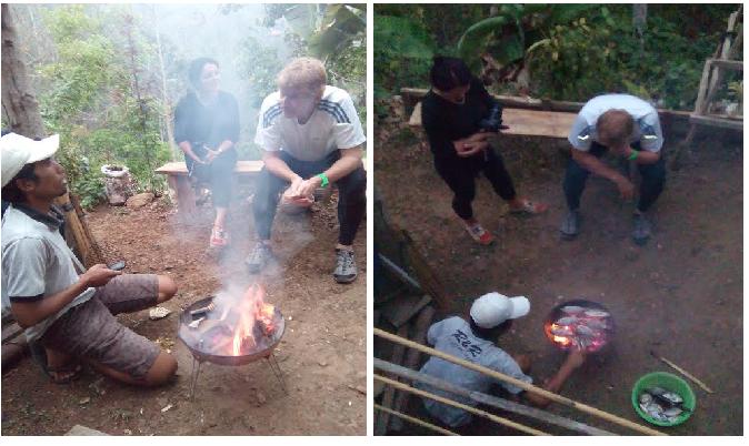 Camping Tour in Bali