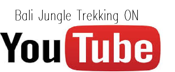 Bali Jungle Trekking on Youtube