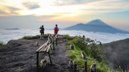 Bali Volcano sunrise trekking tour