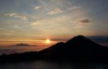 Volcano in Bali