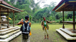 Bali Jungle Trekking Guide when explaining the history of Ulun Danu Temple Tamblingan