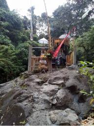 Best Sambangan Sacred Garden Waterfall Trekking and Hiking Tour with Bali Jungle Trekking Team Guide