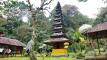 Dalem Temple is located in the jungle of tamblingan lake