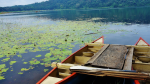 Nice Traditional dugout canoe
