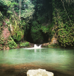 sacred-garden-nature-swiming-pool-sambangan-trekking-with-local-guide