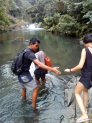 sambangan hiking adventure with Bali Jungle Trekking Team Guide
