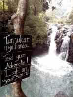 Sambangan Sacred Garden Waterfall Trekking and Hiking Tour with Bali Jungle Trekking Team Guide