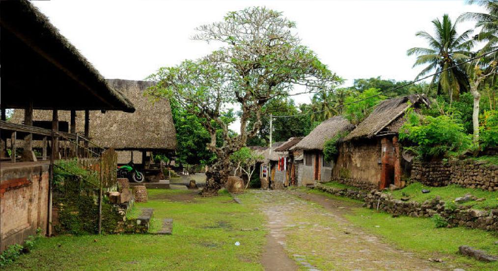 tenganan-village