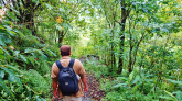 Trekking to the Jungle of Tamblingan Lake