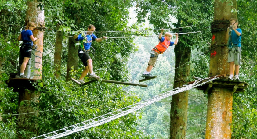 bali-treetop-adventure-in-bedugul