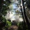 Mount abang sunrise trekking tour guide