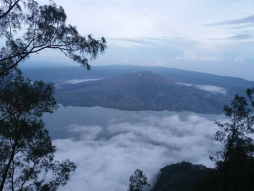 Mt abang sunrise Hiking tours