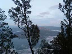 Mt abang sunrise Hiking