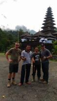 Private Mt agung Hiking tour with bali jungle trekking company