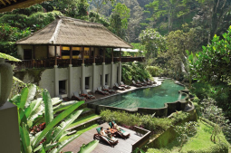 pool-area-of-maya-ubud-bali-jungle-trekking-tour-and-guide