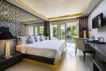 suite-room-of-segara-village-sanur-recommend-by-bali-jungle-trekking