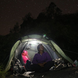 Mt Agung Camping Tour Packages