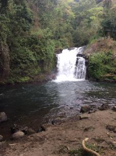 Canging waterfalls Bali