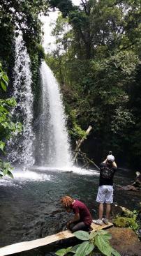 Another wonderfull waterfall near Banyumala Waterfalls