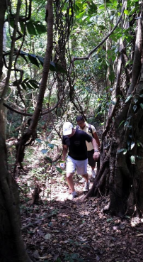 Banyuma Waterfalls Trekking Trails