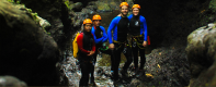 BEST COMPANY FOR CANYONING IN BALI