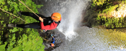 BEST TREK FOR CANYONING IN BALI