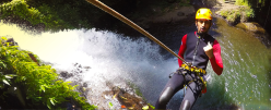 CANYONING GUIDE IN BALI