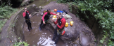 CANYONING IN GITGIT VILLAGE BALI