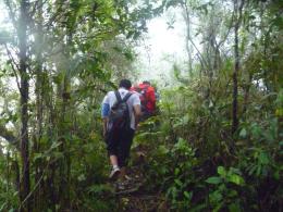 Hiking to Pucak Maggu Bali