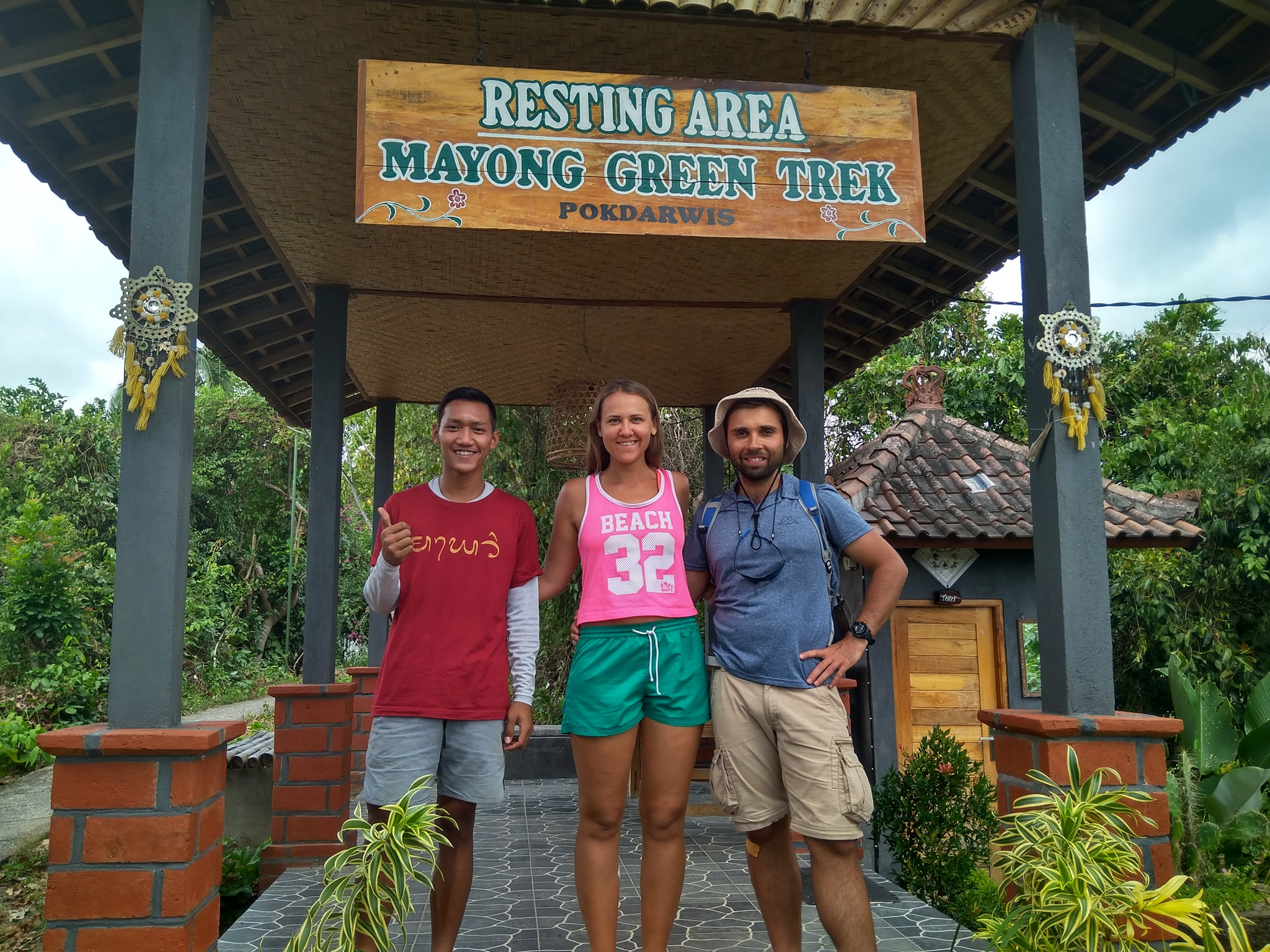 Starting Point of Mayong Trekking