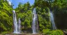 Full day tour to visit sekumpul waterfalls